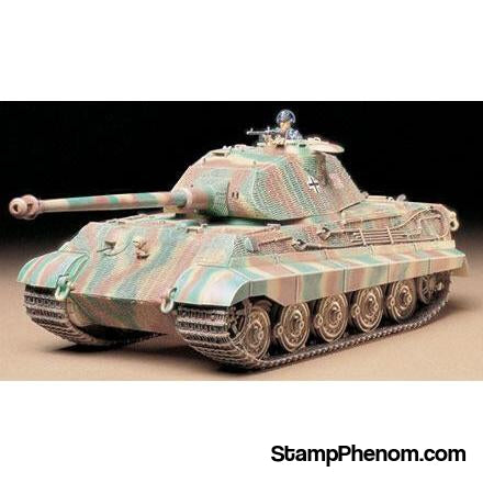 "Tamiya - King Tiger ""Porsche Turret"" 1:35-Model Kits-Tamiya-StampPhenom"