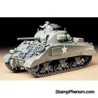 Tamiya - U.S. Medium Tank M-4 Sherman Early Production 1:35-Model Kits-Tamiya-StampPhenom