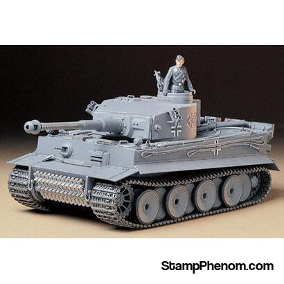 Tamiya - German Tiger I Early Production 1:35-Model Kits-Tamiya-StampPhenom