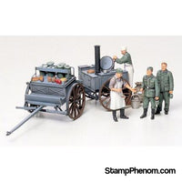 Tamiya - German Field Kitchen Scenery-Model Kits-Tamiya-StampPhenom