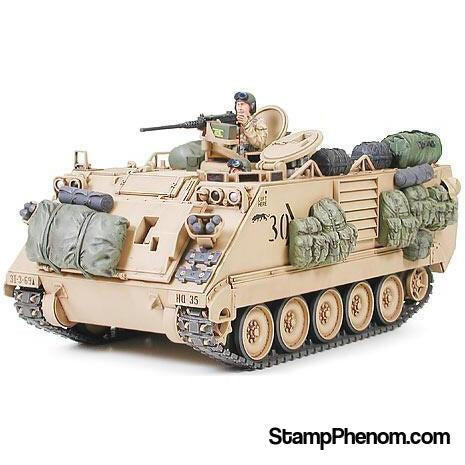 Tamiya - M113A2 Armored Personnel Carrier Desert Version 1:35-Model Kits-Tamiya-StampPhenom