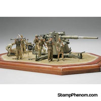 Tamiya - German 88mm Gun Flak 36 1:35-Model Kits-Tamiya-StampPhenom