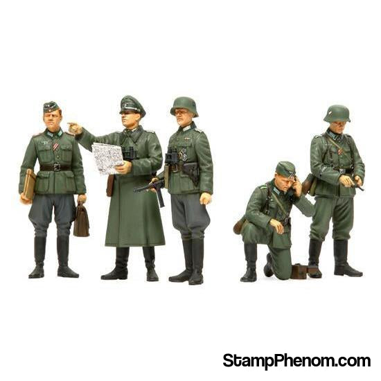 Tamiya - German Field Commder Set 1:35-Model Kits-Tamiya-StampPhenom