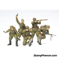 Tamiya - Russian Assault Infantry 1941-1942-Model Kits-Tamiya-StampPhenom