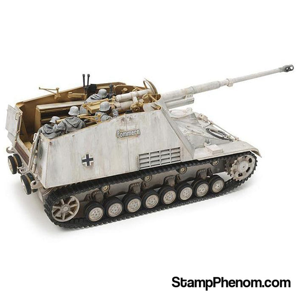 Tamiya - German Nashorn Heavy Tank Destroyer 1:35-Model Kits-Tamiya-StampPhenom