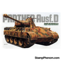 Tamiya - German Panther V Ausf.D 1:35-Model Kits-Tamiya-StampPhenom