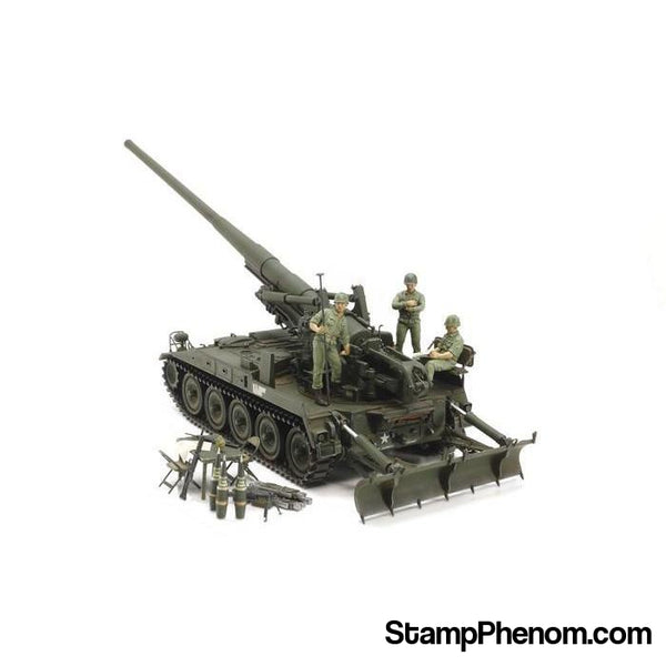 Tamiya - Us Sp Gun M107 Vietnam War 1:35-Model Kits-Tamiya-StampPhenom