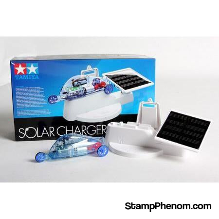 Tamiya - Solar Power Generator-Model Kits-Tamiya-StampPhenom