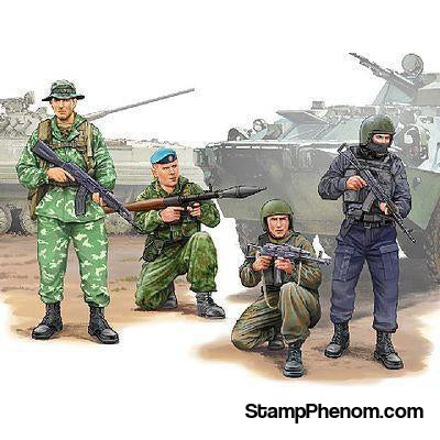 Trumpeter - Russian Special Operations Force 1:35-Model Kits-Trumpeter-StampPhenom