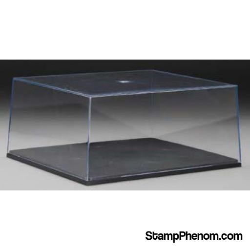 "Trumpeter - L- 12.4"" x W- 10.8"" x H- 5.3"" Display Case for 1/18 & 1/25 Auto, 1/48 & 1/72 Aircraft & 1/35 Military-Model Kits-Trumpeter-StampPhenom"