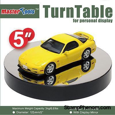 Trumpeter - 125mm Display Turntable-Model Kits-Trumpeter-StampPhenom