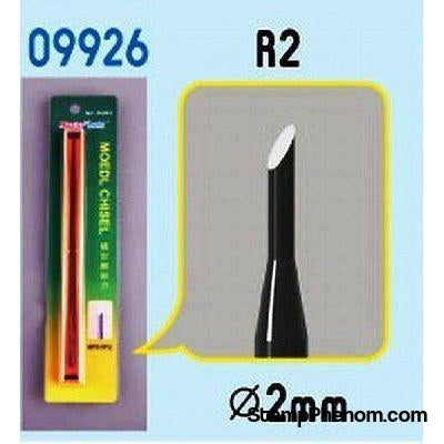 Trumpeter - Model Micro Chisel 2mm Round-Model Kits-Trumpeter-StampPhenom
