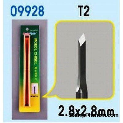 Trumpeter - Model Micro Chisel 2.8mm Diamond-Model Kits-Trumpeter-StampPhenom