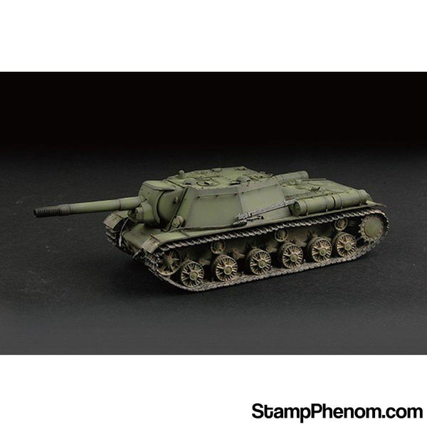 Trumpeter - Soviet SU-152 Self-Propelled Heavy Howitzer Early 1:72-Model Kits-Trumpeter-StampPhenom