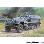 Zvezda - Sd.Kfz.251/1 Ausf.B German Personnel Carrier 1:35-Model Kits-ZveZda-StampPhenom