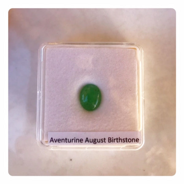 Aventurine August Birthstone