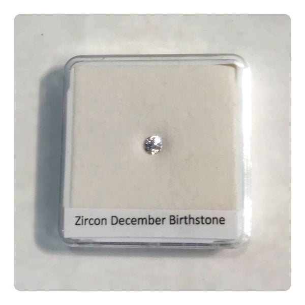 Zircon December Birthstone
