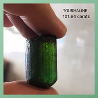 Tourmaline Rough