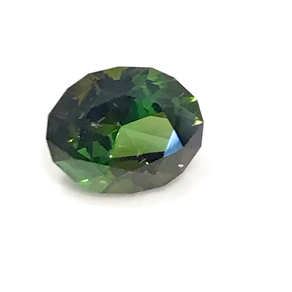 Green Tourmaline Oval
