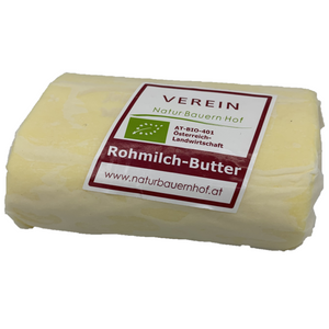 Rohmilch- Butter