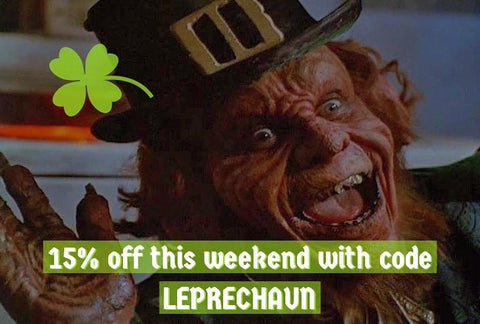 Leprechaun horror goth sale