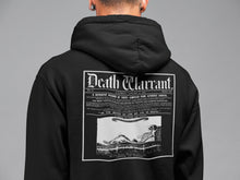 Load image into Gallery viewer, Death Warrant Hoodie - Cemetery Swag