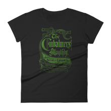 Load image into Gallery viewer, The Embalmer's Monthly Slim Fit Tee - Cemetery Swag