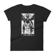 Load image into Gallery viewer, The Devil Slim Fit Tee - Cemetery Swag