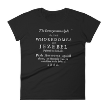 Load image into Gallery viewer, Jezebel Slim Fit - Cemetery Swag