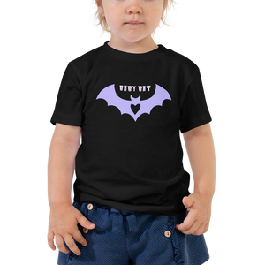 Baby Bat Toddler Tee - Cemetery Swag