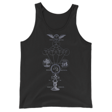 Load image into Gallery viewer, Alchemy Tank Top - Cemetery Swag
