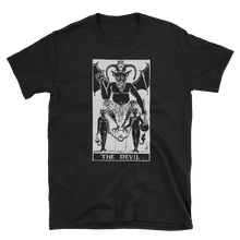 Load image into Gallery viewer, The Devil Unisex Tee - Cemetery Swag