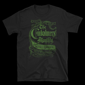 Embalmers' Monthly Unisex Tee - Cemetery Swag