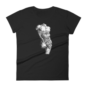 Man Eater Slim Fit Tee - Cemetery Swag