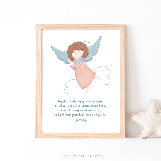 Angel of God Prayer