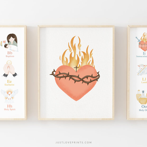 Holy Family Hearts Collection