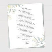 """Love Letter from Jesus"" Instant Download"