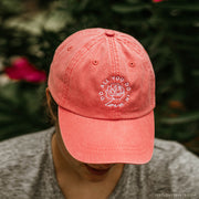 """Do all you do in love"" Embroidered Baseball Cap"
