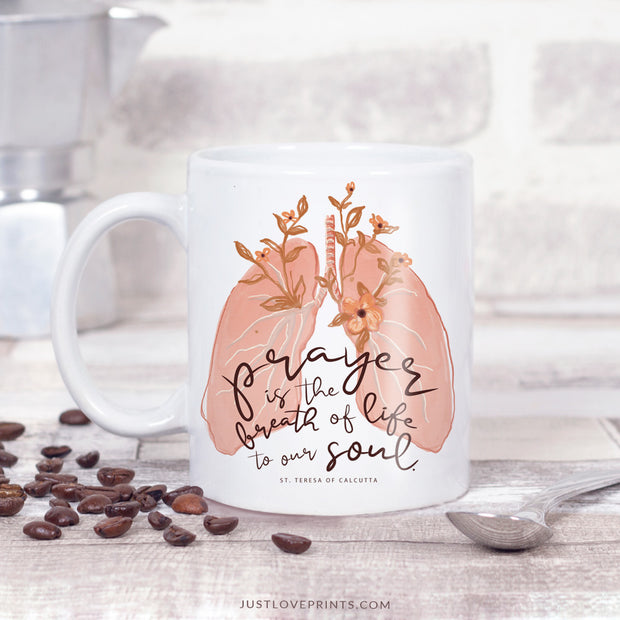 Breath of Life Mug
