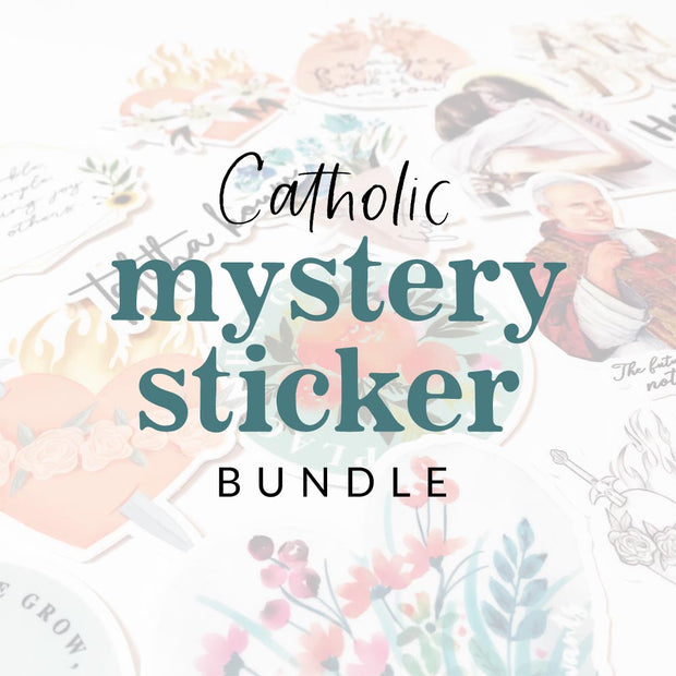 Mystery Sticker Bundle
