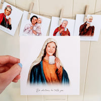 """Sipping with the Saints"" Print Bundle"