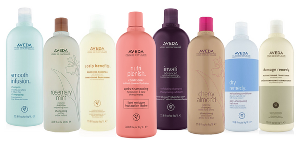 Aveda Litre Products