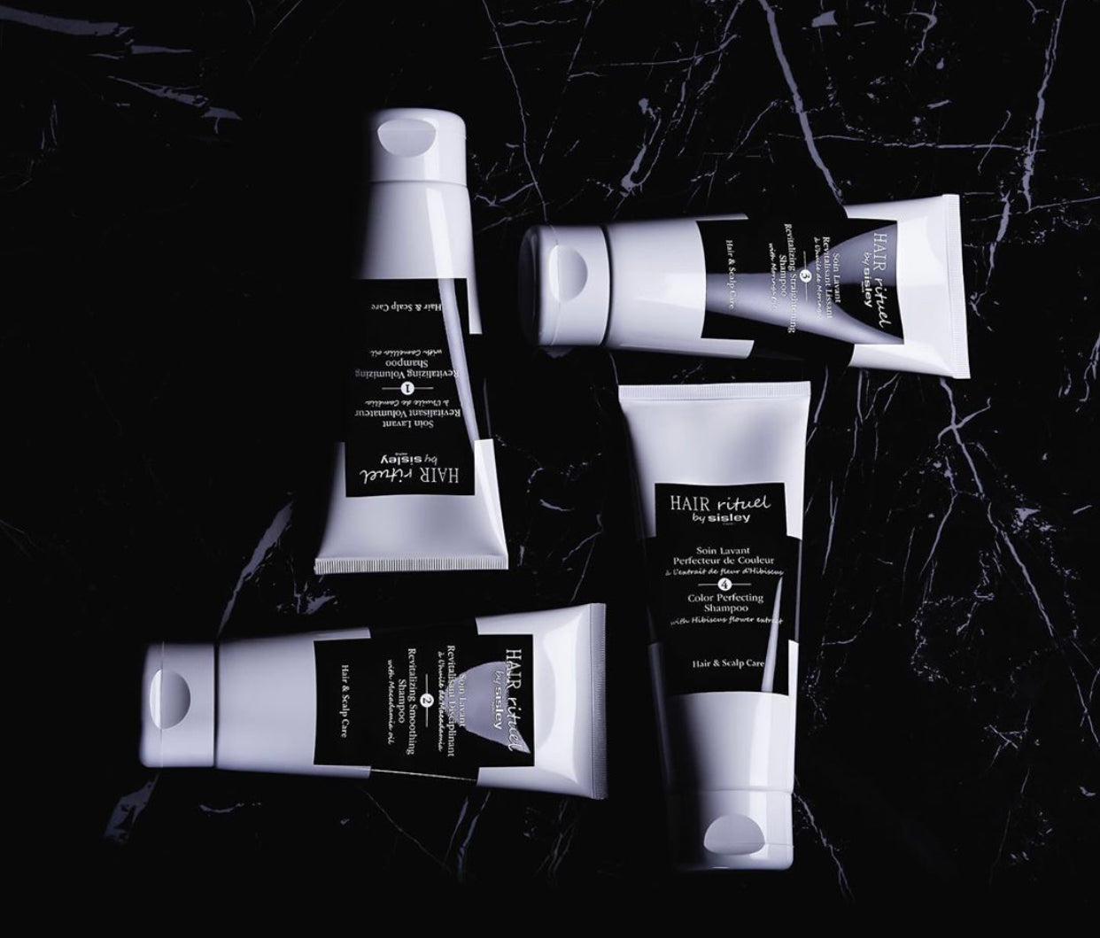Picture of Sisley hair products