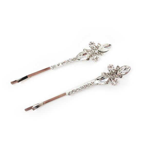 Cat Eye Special Hair Pin 2pk