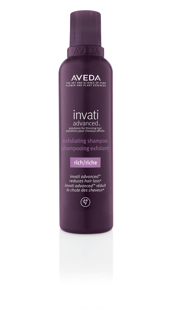 Invati Advanced Exfoliating Shampoo Rich 50ml travel