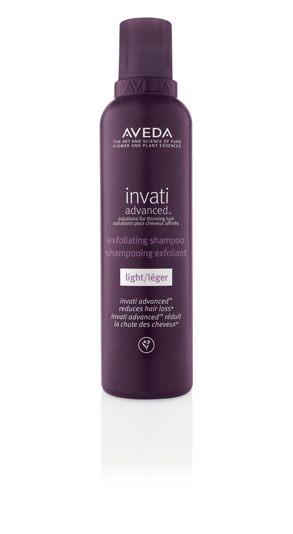 Invati Advanced Exfoliating Shampoo Light 50ml travel