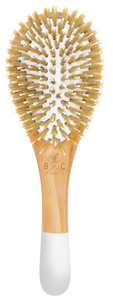 Wooden hair brush - Boar & Nylon bristles