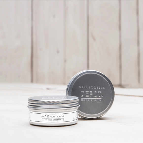 No.302 Clay Pomade