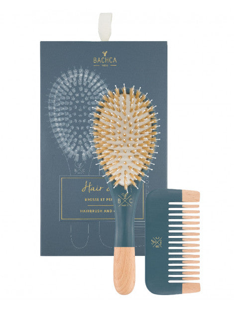 Bachca Hair kit, Dark Blue