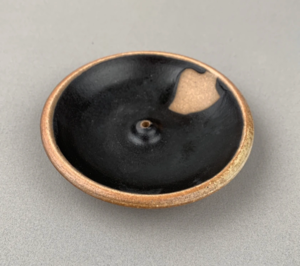 Stoneware Woodfired Holders - Black